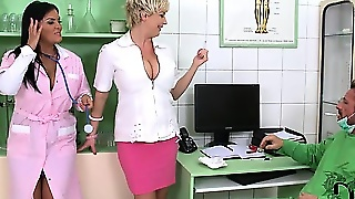 Brunette, Blonde Threesome, B Londe, Blonde And Brunette Threesome, Blackonblonde, Blondeblack, Uniform Blonde, Black Blonde Threesome