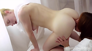Milf, Babe, Fingering, Pussy Licking, Blonde, Natural Tits, Hd, Redhead, Lesbian