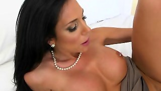Moms Bang Teen - Classy Mother And Stepdaughter Threesome