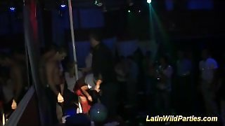 Hot Latin Wild Party