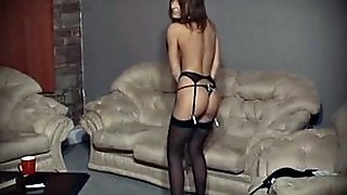 I Dance You Masturbate 3 - Vintage 90's Striptease Dance And Joi