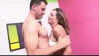 Butty Tgirl Strip And Anal Penetration