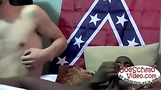 Brian Loves To Suck Bigblack Floppy Dick After Jerking