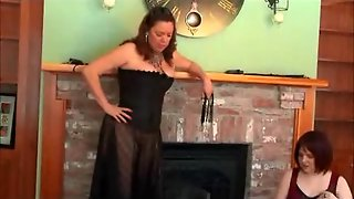 Extreme Femdom Duo Cbt And Electroplay