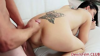 Gonzo Beauty Pussyfucked Doggystyle
