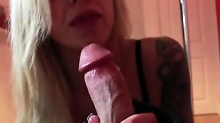 Pov Blowjob And Tit Fuck