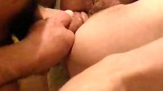 Anal Fucking And Pussy Fingering