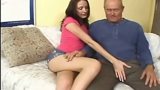 Hailey Young Riding Old Dick