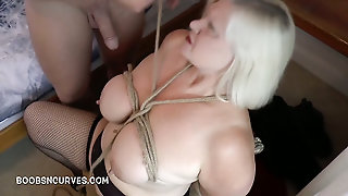 Granny Wets The Seat Then Gets Fucked