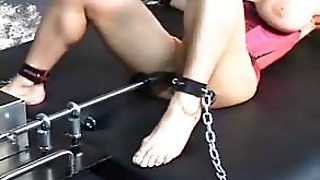 Free Porno Tanya Danielle Chained And Machine Fucked Smg