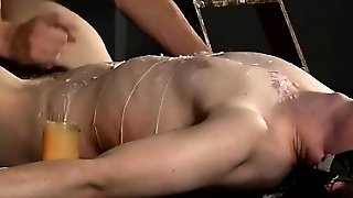 Naked Men Wanked And Waxed To The Limit