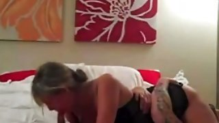 Amateur Girlfriend Giving Blowjob And Riding