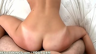 Reality Kings - Young Teen Belle Wants To Do Porn