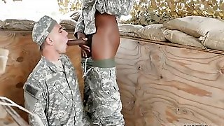 In Birthday Suit Older Military Men Gay Blistering Raunchy Troops!