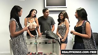 Realitykings - Money Talks - Ava Taylor Esmi