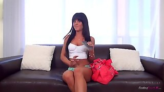 Rahyndee James. Rahyndee - Casting Couch X