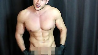 My Gay, Gay Leather, My Solo, Solo Gay Webcam, Muscular Male, Webcam Gloves, Mywebcam, Fetish Gloves