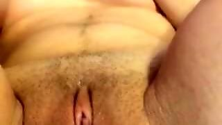College Girl Strips And Fingers Herself