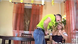 Bridget&connor Hot Mom On Video