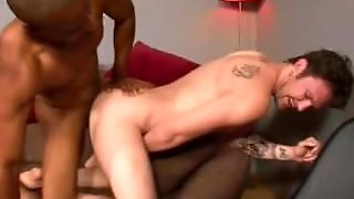 Tre And Luke Interracial Cumming