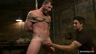 Morgan Black Gets A Blowjob And Then Toyed In The Ass