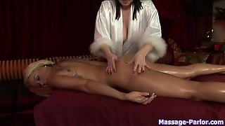 Massage-Parlor: My First Massage