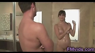 Holly Michaels Hot Shower