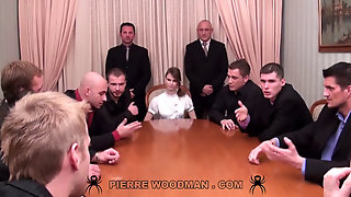 Beata Undine And Alissya Fuck Party With 12 Boys