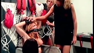 Bdsm Bitch Bound And Gets Toying