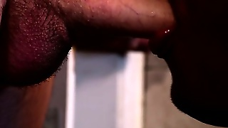 Muscled Ebony Dude Nailed In Tight Ass
