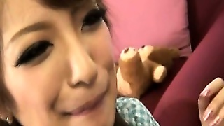 Asian Babysitter Sucking Small Cock