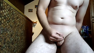 Jerking And Toying With Demanded Toy!
