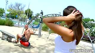 Sensual Jane (2)-The Swing