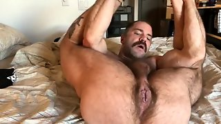 Hot Sloppy Dad Pussy