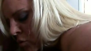 Horny Milf Fucking And Receives Cum On Her Tits
