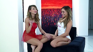 A Hot Interview For Mia Malkova From The Sexy Lauren Clare