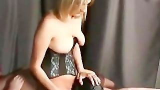 Hubby Licks Cum From Wifes Pussy