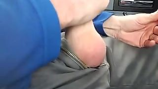 Masturbation Alone Huge Dick