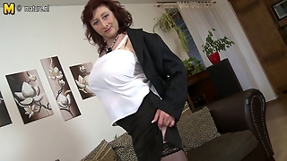 Busty Mature Wife And Mother