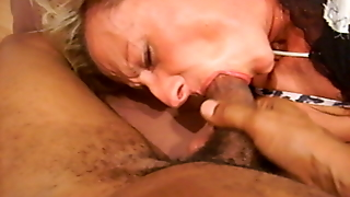 Inter-Racial, Black On White, Blow Job, Masturbation,