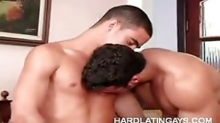 Gay Latinos Masturbating