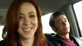 Liz Is A Red Head And Red Heads Are Slut Whores