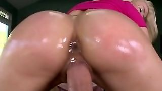 Huge Ass Rides Huge Dick