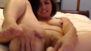 Busty College Girl Masturating Hd