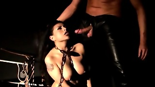 House Of Taboo And Extremely Elegant Bdsm Action