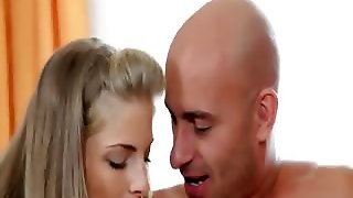 Hd Video Of A Romantic And Passionate Threesome