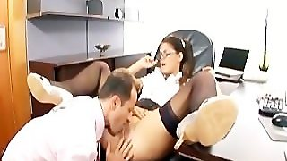 Anal In Stockings, Eating Out Ass, Office Hardcore, Milf Anal Stockings, Assfuck Milf, Pussy Heels, Lingerie Secretary, Fucked In Pussy, Milf Anal Brunette, Eating Pussy Ass