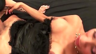 Horny Milf Fucked By A Shemale