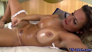 Lactating Tranny Spunks