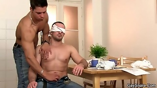 Tricked Into A Handjob From A Gay Guy
